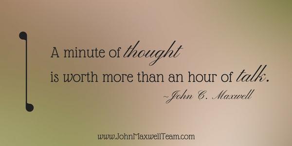 Do you take time to Reflect?